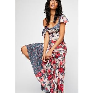 Free People La Fleur Maxi Dress